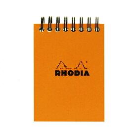 【Rhodia/ロディア】クラシックノートパッド No.11 リング綴【オレンジ】 cf11500 【あす楽対応】