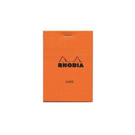 【Rhodia/ロディア】ブロック No.11【横罫】 11600 【あす楽対応】