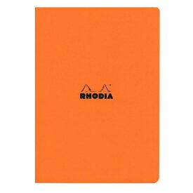 【Rhodia/ロディア】クラシック ホチキス留ノート(A4)横罫【オレンジ】 cf119168 【あす楽対応】