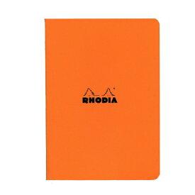 【Rhodia/ロディア】クラシック ホチキス留ノート(A5)方眼【オレンジ】 cf119184 【あす楽対応】