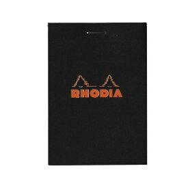 【Rhodia/ロディア】ブロック No.12【ブラック】 400065-- 【あす楽対応】