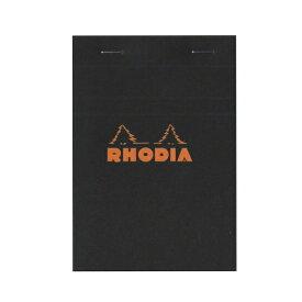 【Rhodia/ロディア】ブロック No.13【ブラック】 400067-- 【あす楽対応】