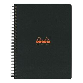 【Rhodia/ロディア】クラシック ミーティングブック 横罫【ブラック】 cf193419 【あす楽対応】