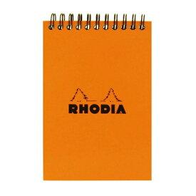 【Rhodia/ロディア】クラシックノートパッド No.13 リング綴【オレンジ】 cf13500 【あす楽対応】