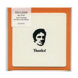 【DELFONICS/デルフォニックス】コレーゲ カードセット【オレンジ】Thanks! PT47 OR 【あす楽対応】
