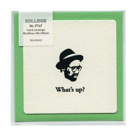 【DELFONICS/デルフォニックス】コレーゲ カードセット【ミント】Whats up? PT47 MI 【あす楽対応】