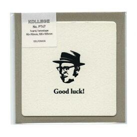 【DELFONICS/デルフォニックス】コレーゲ カードセット【グレー】Good luck! PT47 GY 【あす楽対応】