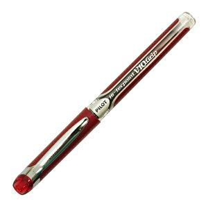 ハイテックポイントV10グリップ 水性ボールペン [赤] 1.0mm LHGN-20V10-R