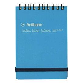 【DELFONICS/デルフォニックス】ロルバーン ポケット付メモ 縦型 Mサイズ【ライトブルー】 NRP11 LB 【あす楽対応】