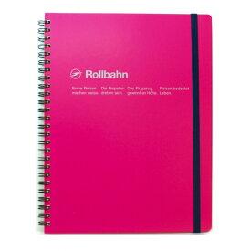 【DELFONICS/デルフォニックス】ロルバーン ポケット付メモ (XL)【ローズ】 NRP06-RO 【あす楽対応】