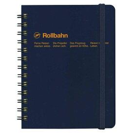 【DELFONICS/デルフォニックス】ロルバーン ポケット付メモ (M)【ダークブルー】 NRP01 DB 【あす楽対応】