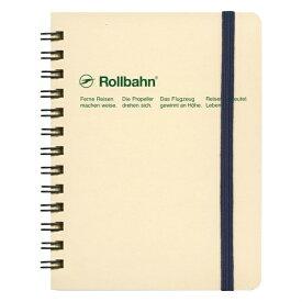 【DELFONICS/デルフォニックス】ロルバーン ポケット付メモ (M)【クリーム】 500307-180 【あす楽対応】