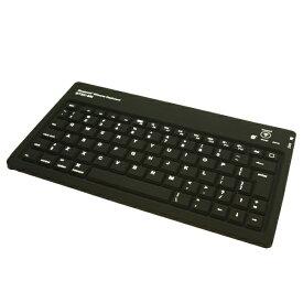 Silicone Keyboard/シリコンキーボード【黒】 BTSK-8Mクロ【あす楽対応】