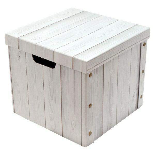 【HIGHTIDE/ハイタイド】フォルダブルボックス(L)【ホワイト】 EB012-D 【あす楽対応】