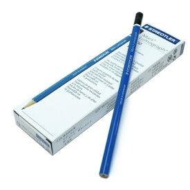 【STAEDTLER/ステッドラー】ルモグラフ高級鉛筆【6B】12本入り 100-6B 【あす楽対応】