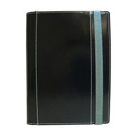 【送料無料(一部地域除く)】A5 手帳カバー グレインレザー Live Diary 【ブラック】 GTH-1109 BK【あす楽対応】