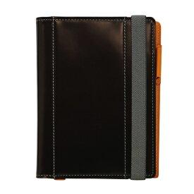 【送料無料】A5 手帳カバー グレインレザー Live Diary 【ブラック】 GTH-1110-BK【あす楽対応】