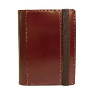 【送料無料(一部地域除く)】A6サイズ 手帳カバー グレインレザー Live Diary 【ワイン】 GTH-1110-WN【あす楽対応】