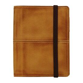 【送料無料(一部地域除く)】A6 手帳カバー トスタレザー Live Diary 【ブラウン】 TTH-1110【あす楽対応】