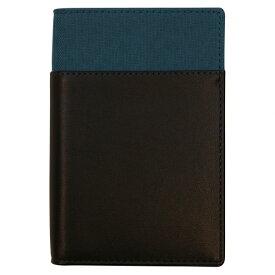 ミニ6穴サイズ リフィルファイルポケット【ブルー】システム手帳バインダー WPF801A【あす楽対応】
