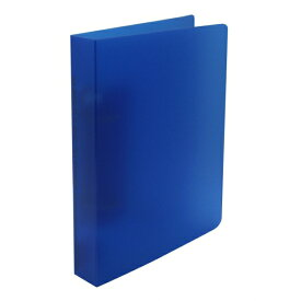 LMTD.TRP A5サイズ 2穴ファイル【ブルー】 TRP-04-08【あす楽対応】