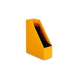 A4 マガジンボックス SOLID2 縦型【イエロー】 SLD2-52-06【あす楽対応】