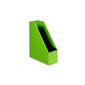 A4 マガジンボックス SOLID2 縦型【アップルグリーン】 SLD2-52-07【あす楽対応】