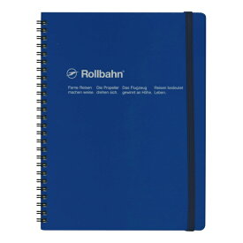 【DELFONICS/デルフォニックス】ロルバーン ポケット付メモ (XL)【ブルー】 NRP06 BL 【あす楽対応】