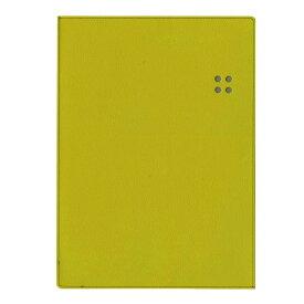 A4サイズ カラーチャート リサイクルレザーケース ペアグリーン AB0440「あす楽対応」