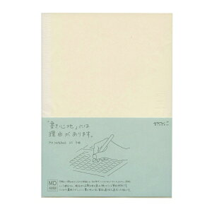 MDノート A5サイズ【方眼】 15003-006【あす楽対応】