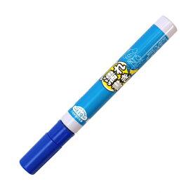 【エポックケミカル】濡れ書きマーカー【ブルー】 K-WTM-BL 【あす楽対応】