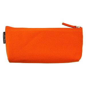 ペンケース Lサイズ CANVAS【オレンジ】 PC1L-C1-04【あす楽対応】