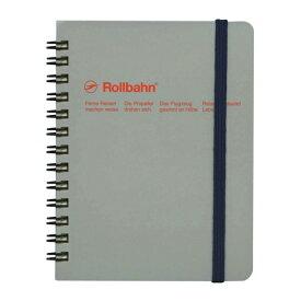 【DELFONICS/デルフォニックス】ロルバーン ポケット付メモ (M)【アッシュグレー】 NRP01 AG 【あす楽対応】