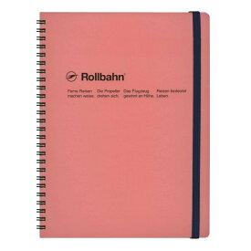 【DELFONICS/デルフォニックス】ロルバーン ポケット付メモ (XL)【ベビーピンク】 NRP06 BP 【あす楽対応】