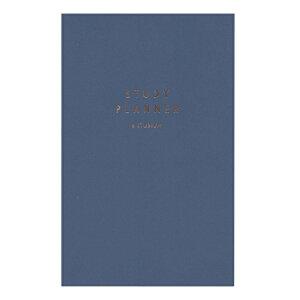 STUDY PLANNER/スタディプランナー 勉強用手帳【ネイビー】 GSS-06【あす楽対応】