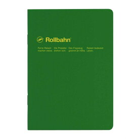 【DELFONICS/デルフォニックス】ロルバーンノート A6【グリーン】 500048-284 【あす楽対応】
