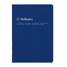【DELFONICS/デルフォニックス】ロルバーンノート A6【ブルー】 500048-424 【あす楽対応】