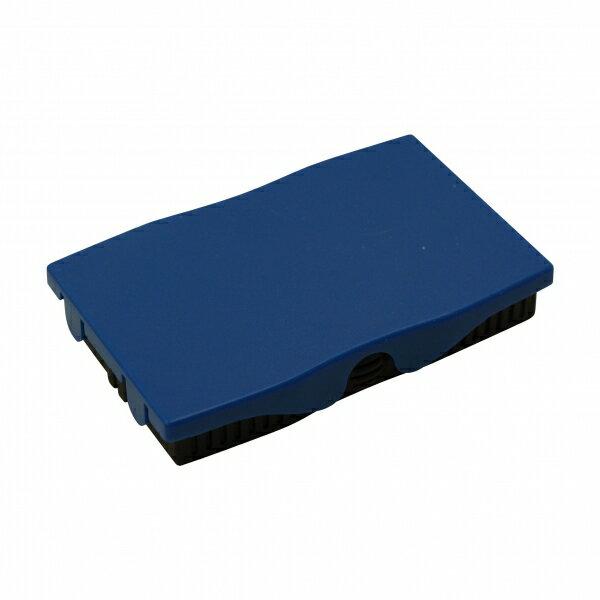 【Shiny/シャイニー】S-883交換用インクパッド【青】 S-1823-7 BL 【あす楽対応】