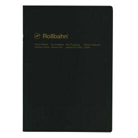 【DELFONICS/デルフォニックス】ロルバーンノート B5【ブラック】 500051-105 【あす楽対応】