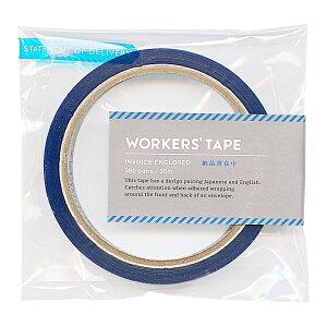 WORKERS TAPE【納品書在中】発送作業 デザインテープ 日本語/英語 HMWT-1902【あす楽対応】