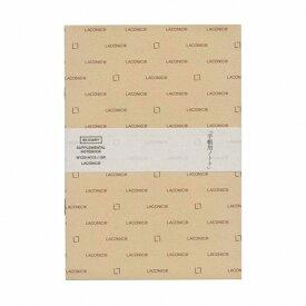 【LACONIC/ラコニック】B6 手帳用ノート LG22 3冊入り LG22-22 【あす楽対応】