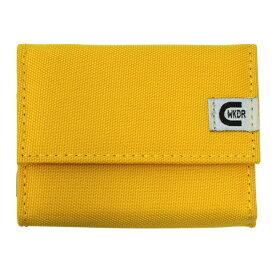 【ヘミングス】corur for Weekendi/コルリ 小型財布【ベーシックイエロー】 7982401 【あす楽対応】