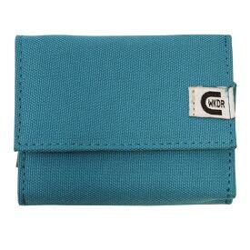 【ヘミングス】corur for Weekendi/コルリ 小型財布【ベーシックティール】 7982403 【あす楽対応】