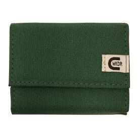 【ヘミングス】corur for Weekendi/コルリ 小型財布【ベーシックフォレスト】 7982405 【あす楽対応】