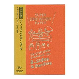 ミドリ/デザインフィル トラベラーズノート パスポートサイズ リフィル 超軽量紙 14439006【あす楽対応】
