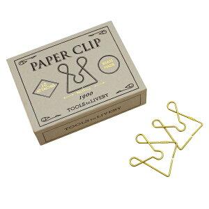 Paper Clip/ペーパークリップ F/1900年代 TTLB【グレー】 TL003-F(GY)【あす楽対応】