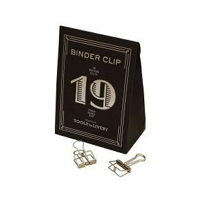 BINDER CLIP/バインダークリップ 19 TTLB【シルバー】 TL018-SLV【あす楽対応】