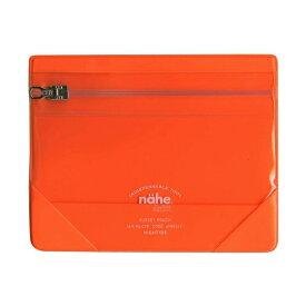 【HIGHTIDE/ハイタイド】Nahe/ネーエ ガセットポーチ S【オレンジ】 GB221-OR 【あす楽対応】