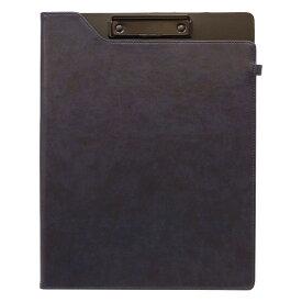 【送料無料】ヴェレセラ A4サイズ クリップファイル 【ミッドナイトブルー】 VLS-PB01-NV【あす楽対応】