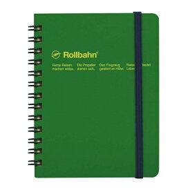 【DELFONICS/デルフォニックス】ロルバーン ポケット付メモ (M)【フォレストグリーン】 NRP01 FG 【あす楽対応】